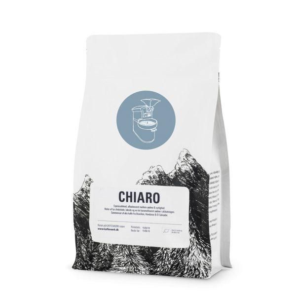 Espresso Chiaro organic