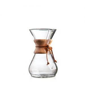 Chemex 8 kops kaffebrygger