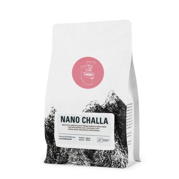 Etiopien Nano Challa Økologisk