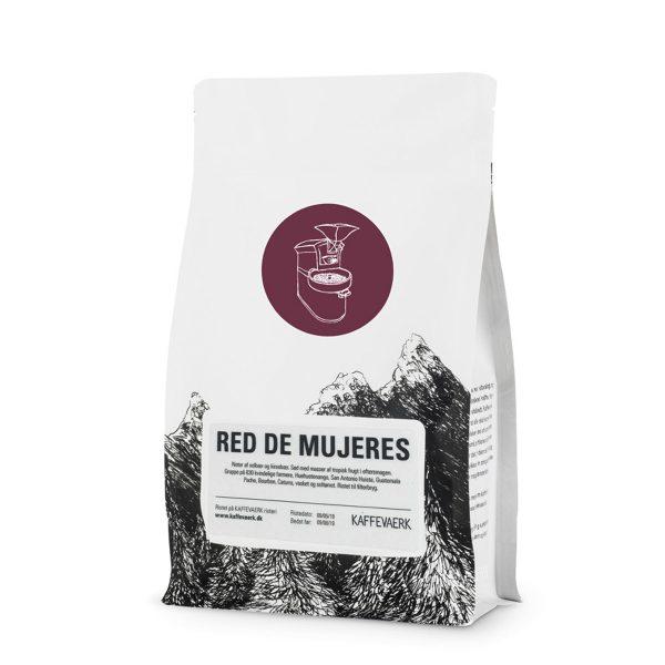 Guatemala Red De Mujeres økologisk