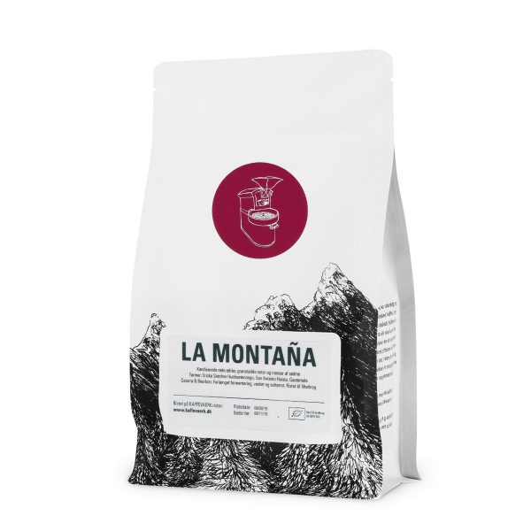 Guatemala La Montana økologisk