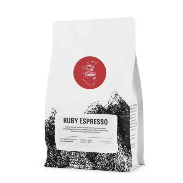 Rwanda Ruby Espresso organic