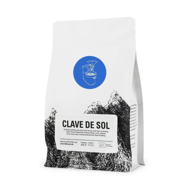Honduras Clave De Sol organic