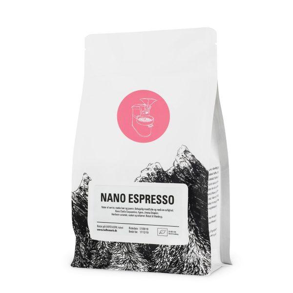 Nano Espresso Organic