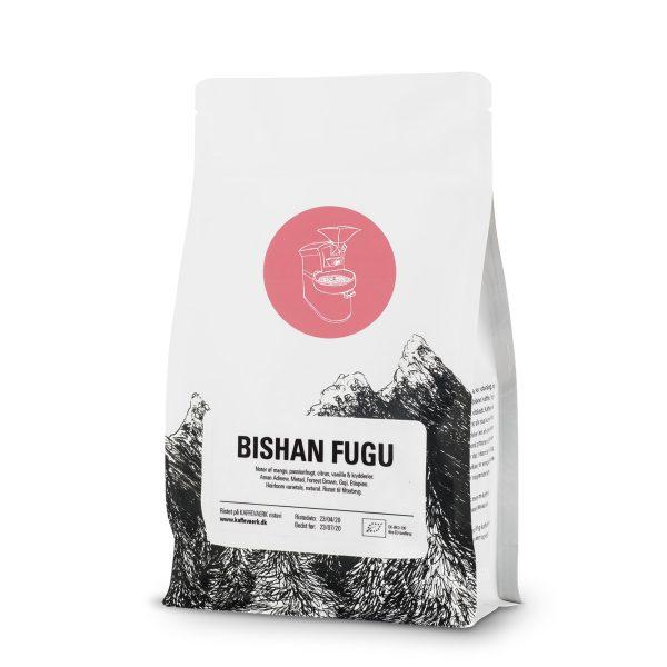 Etiopien Bishan Fugu Økologisk
