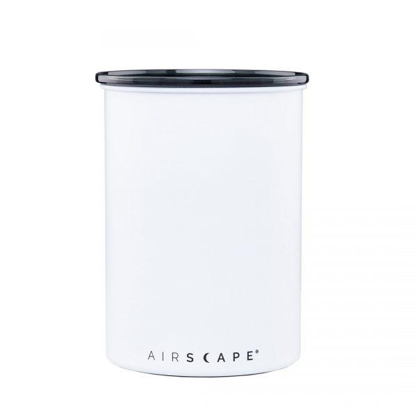 Airscape dåse 500g mat hvid