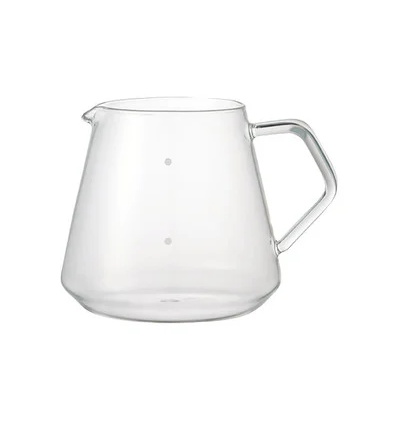 Glas kaffekande Kinto SCS 600ml