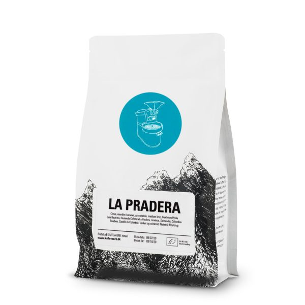 Columbia La Pradera økologisk