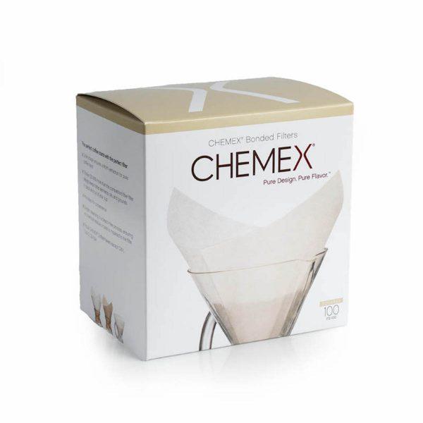 Chemex papirfiltre 100 stk
