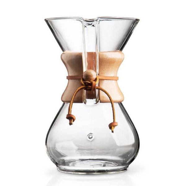 Chemex 6 kops kaffebrygger