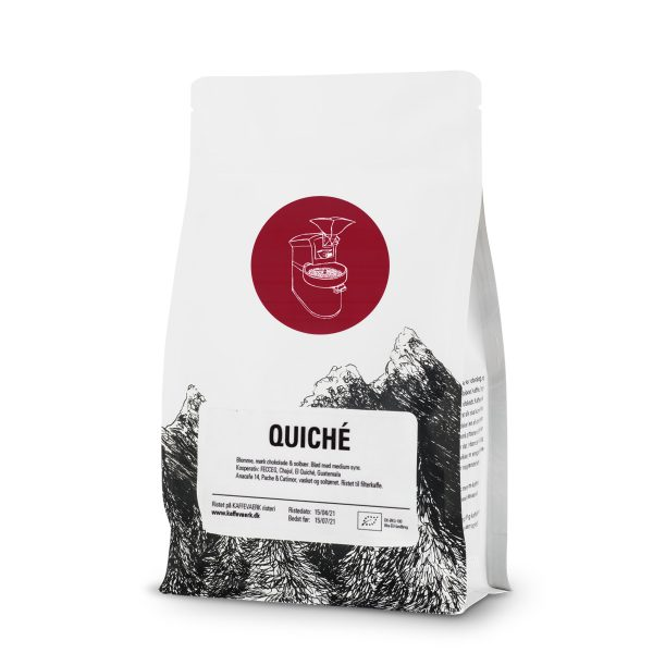 Guatemala Quiché Økologisk