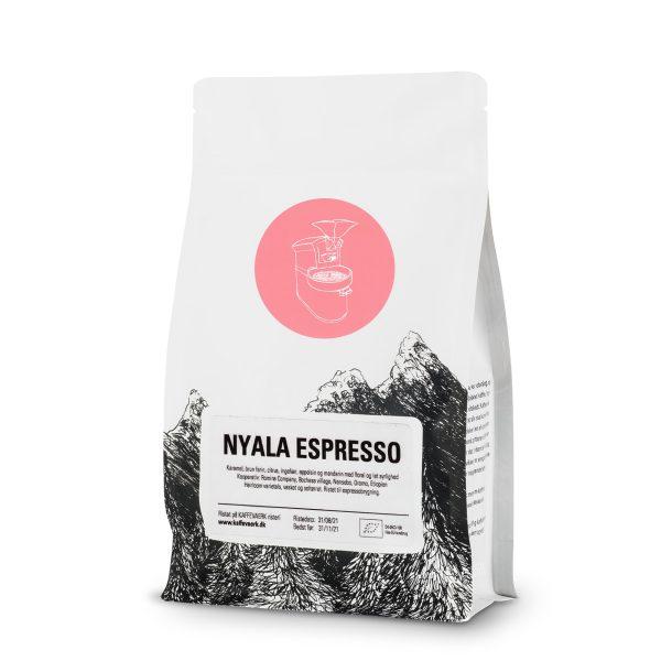 Nyala Espresso Økologisk